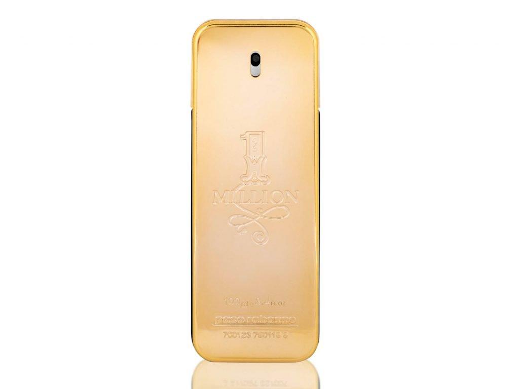 Perfumy Paco Rabanne 1 million - zdjęcie produktowe.