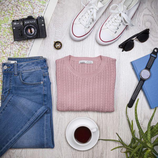 Flatlay - przykład zdjęcia do sklepu internetowego