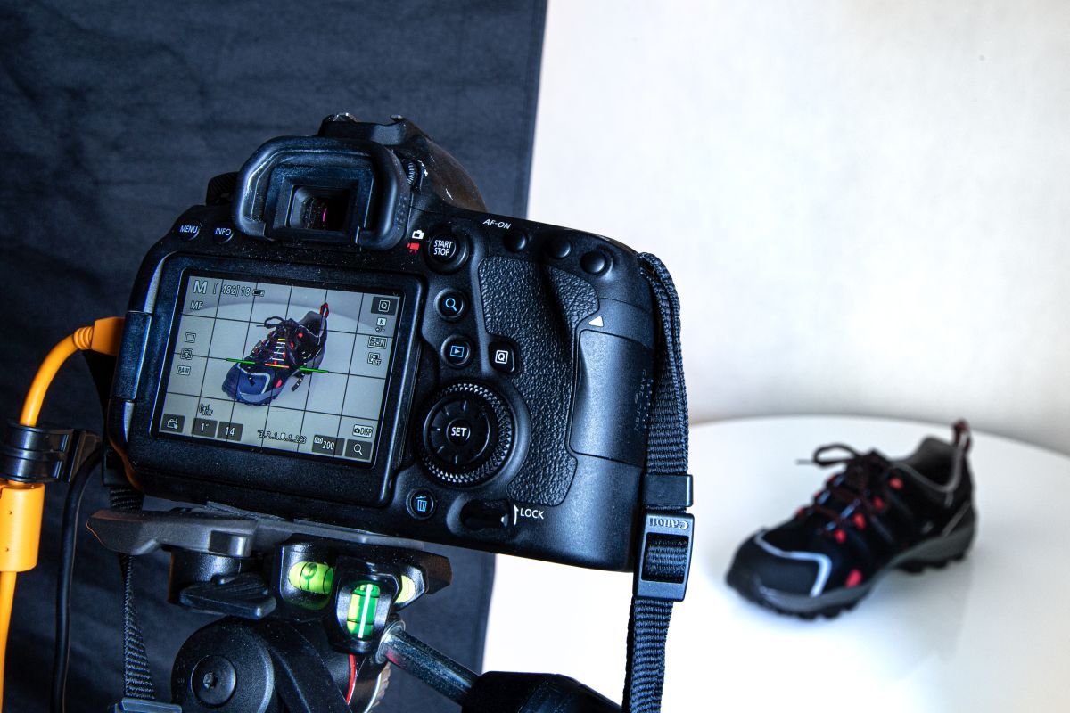 Fotografia obrotowa 360° nie uda się bez prawidłowych ustawień sprzętu.