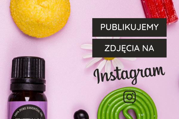 Zdjęcia na Instagram - przykład fotografii kompozycyjnej.